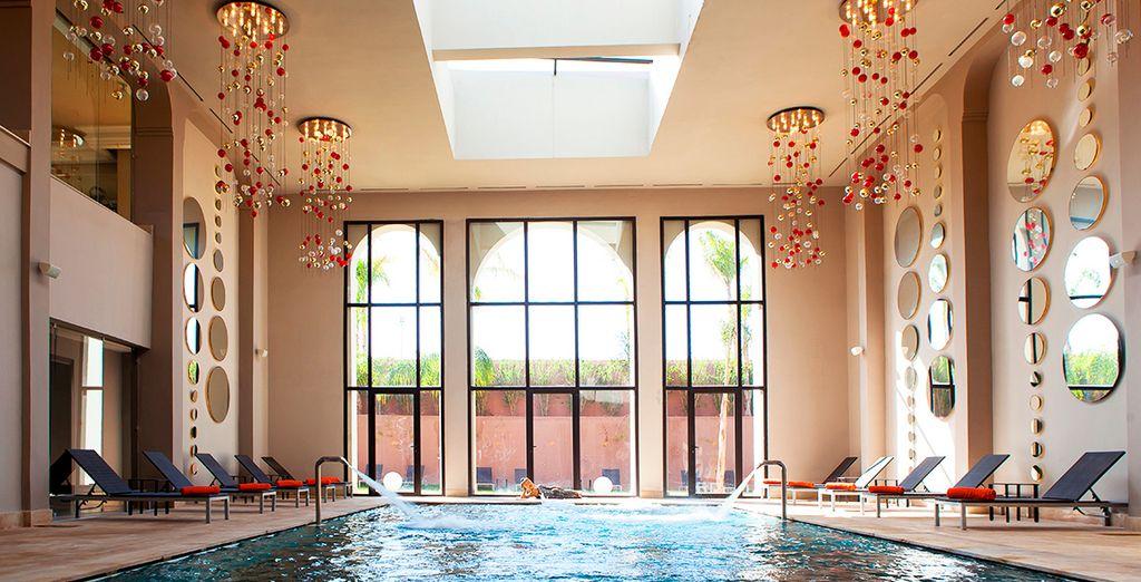 Hotel Kenzi Club Agdal Medina 5* Voyage Privé : hasta -70%