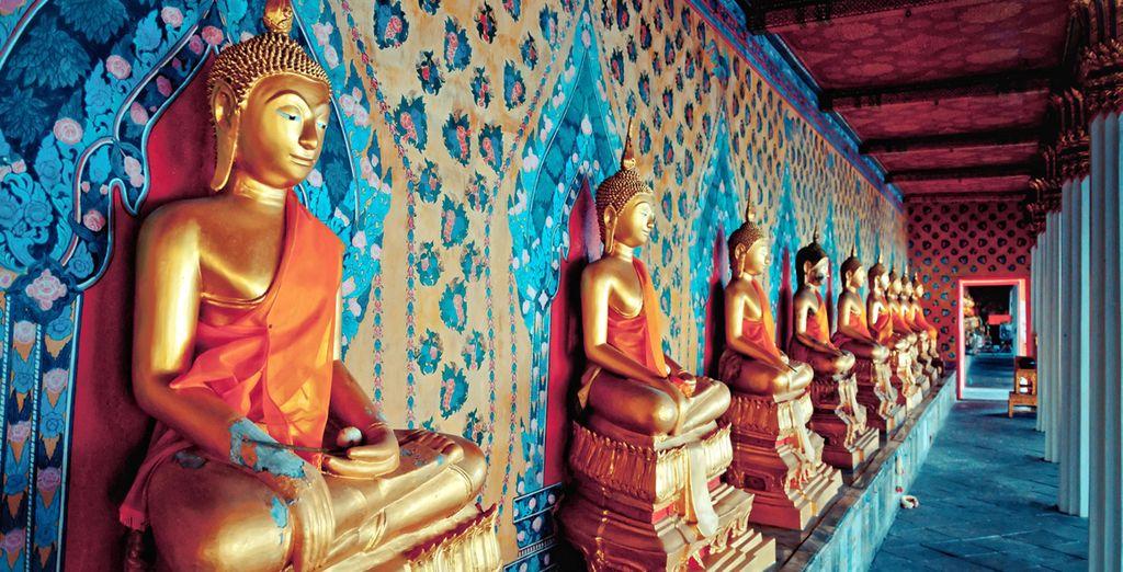 Viajes a Tailandia y experiencia