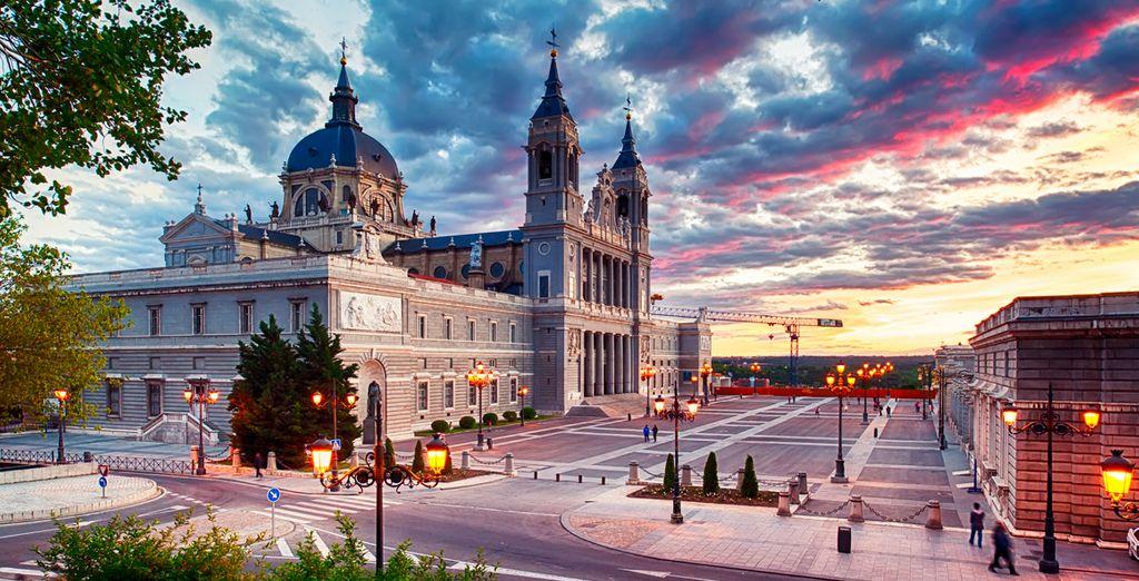 Hoteles en Madrid - El Palacio Real