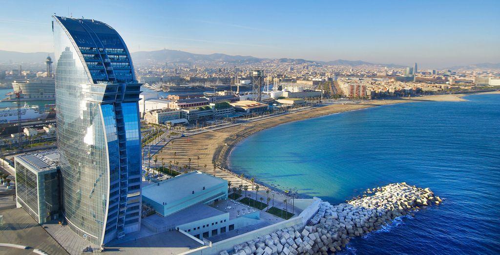 Hoteles en Barcelona, ofertas de vacaciones con descuentos, viajes