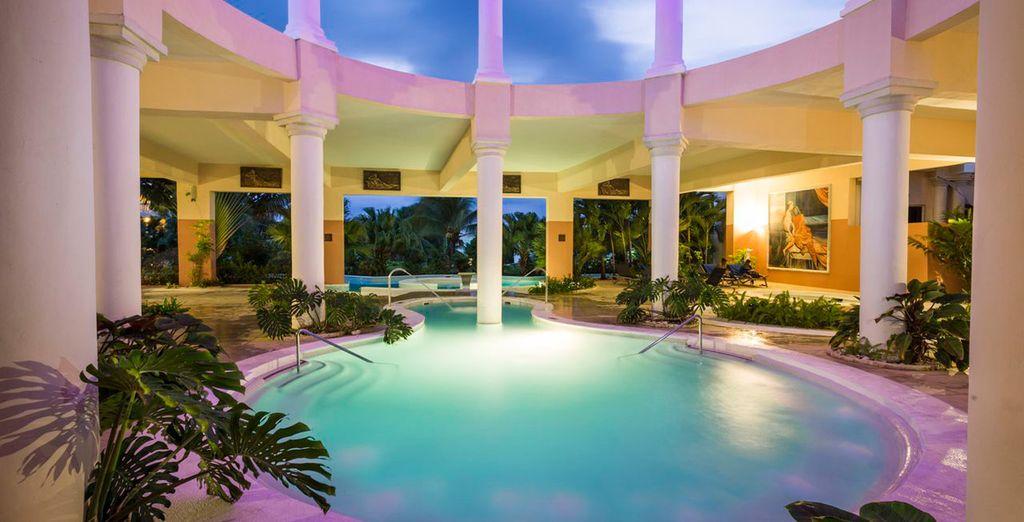 Hoteles al Caribe