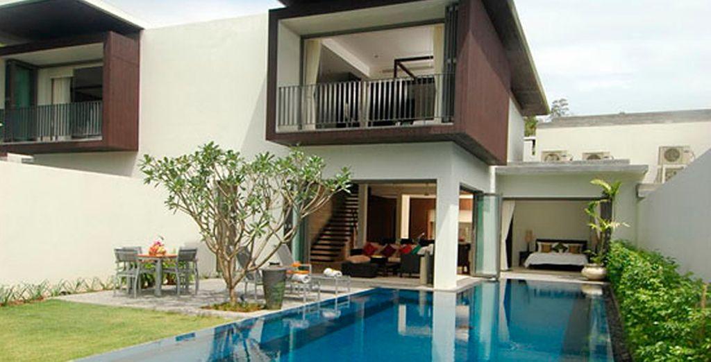 Su Villa perfectamente equipada para pasar sus vacaciones