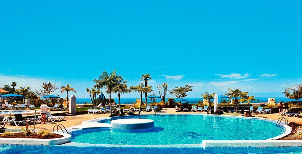 Ofertas de hoteles con encanto baratos en Tenerife