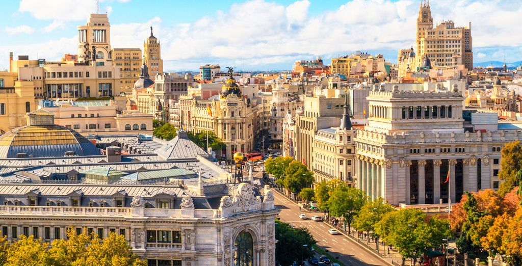 Escapadas de fin de semana en Madrid
