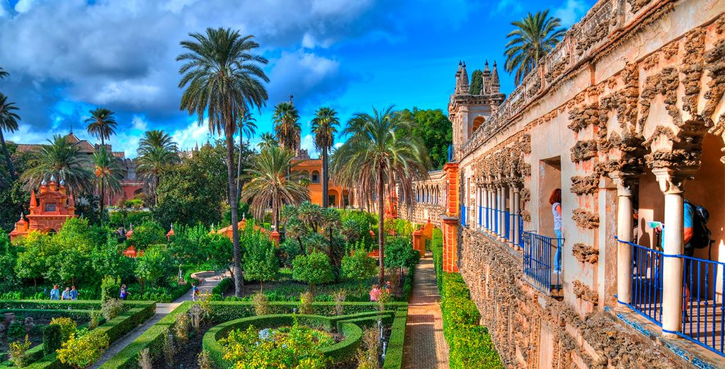 Vacaciones en Sevilla, viajes con Voyage Privé