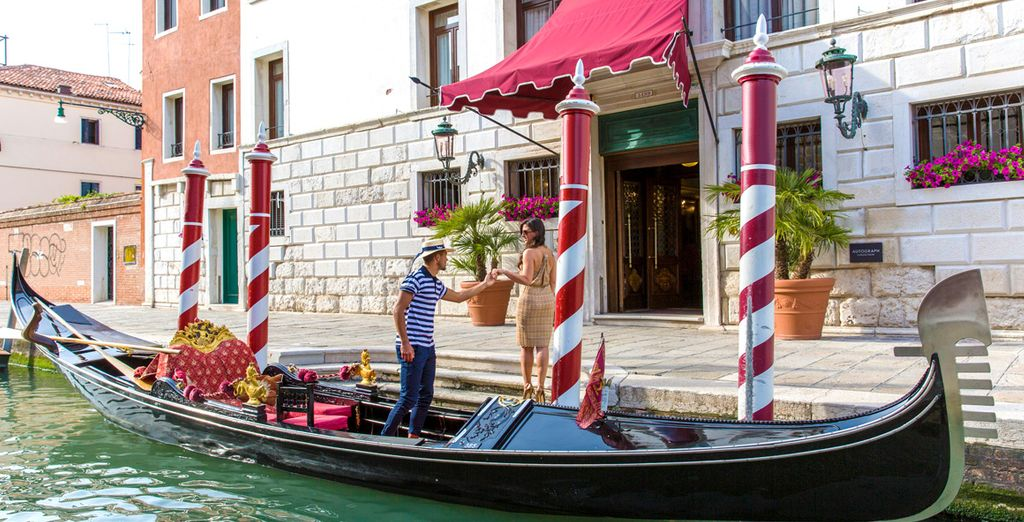 Hoteles a Venecia