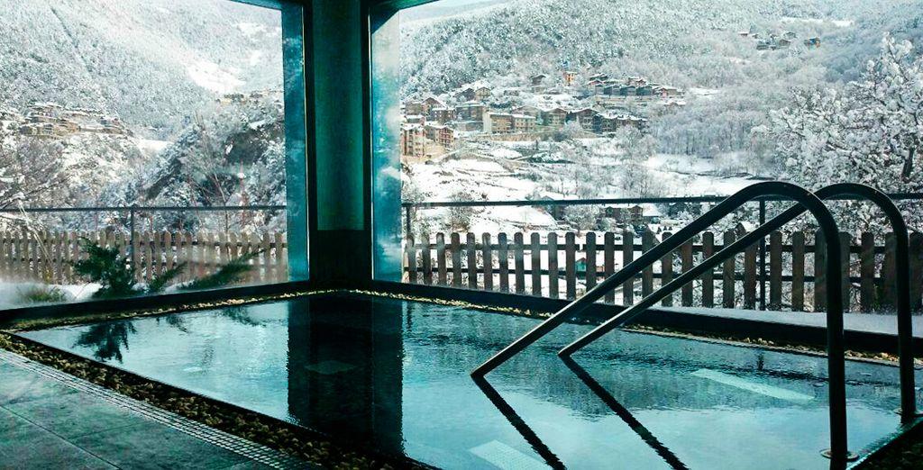 Hoteles esquí en Andorra