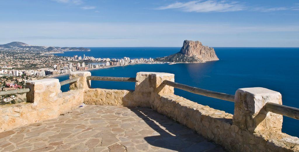 Visitar Alicante antes crucero