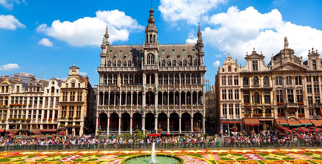 Guía de viaje Bruselas*