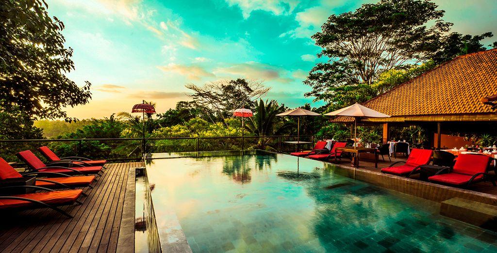 Hoteles en Ubud, ofertas con descuentos, vacaciones, viajes y escapadas en Ubud Indonesia