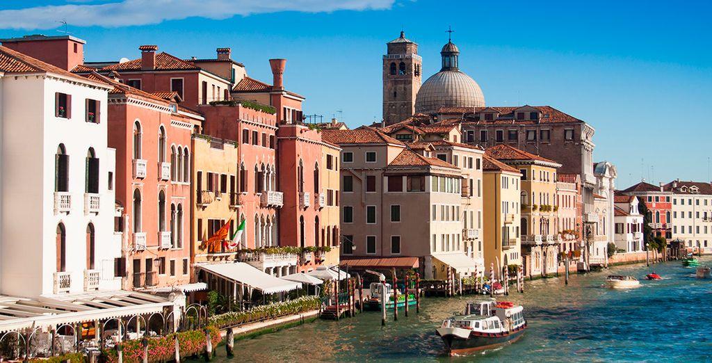 Viajes a Europa con Voyage Privé
