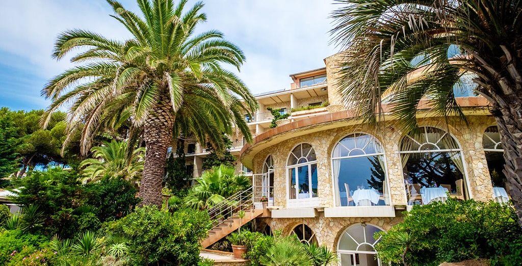 Hotel Eden Roc 4*