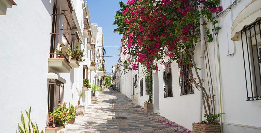Vacaciones en Marbella, viajes con Voyage Privé