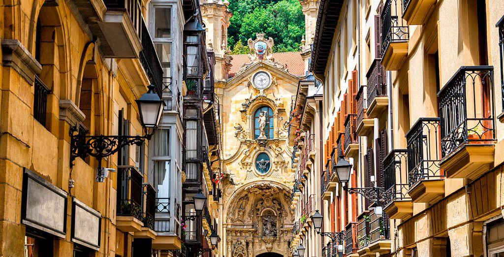 Los mejores hoteles para un viaje a San Sebastian*