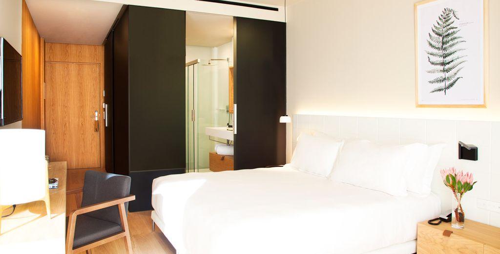 Hotel Arima en San Sebastian