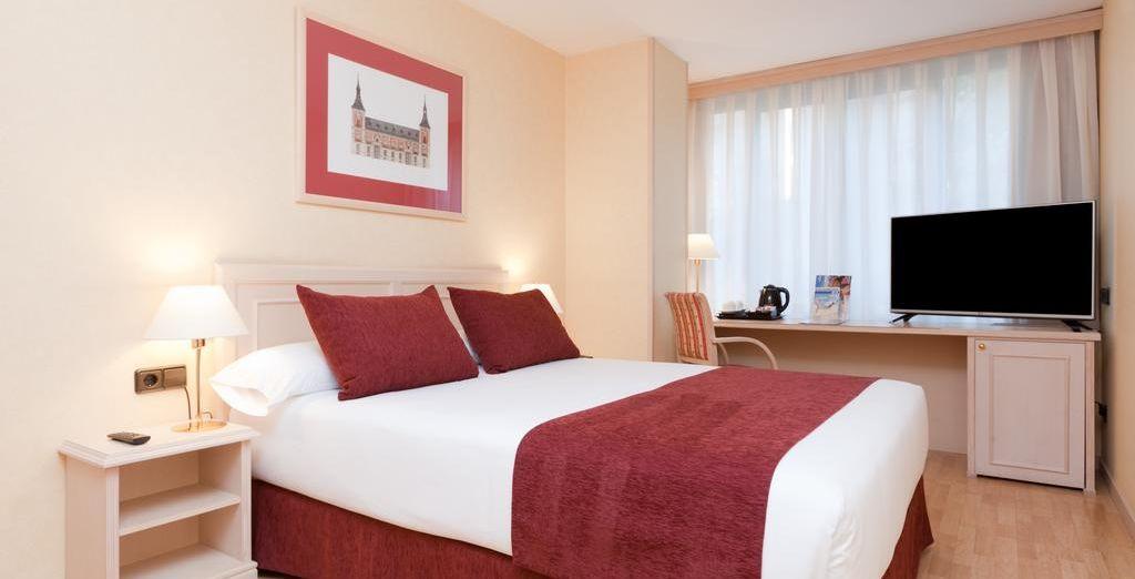 Hotel Senator Castellana en Madrid