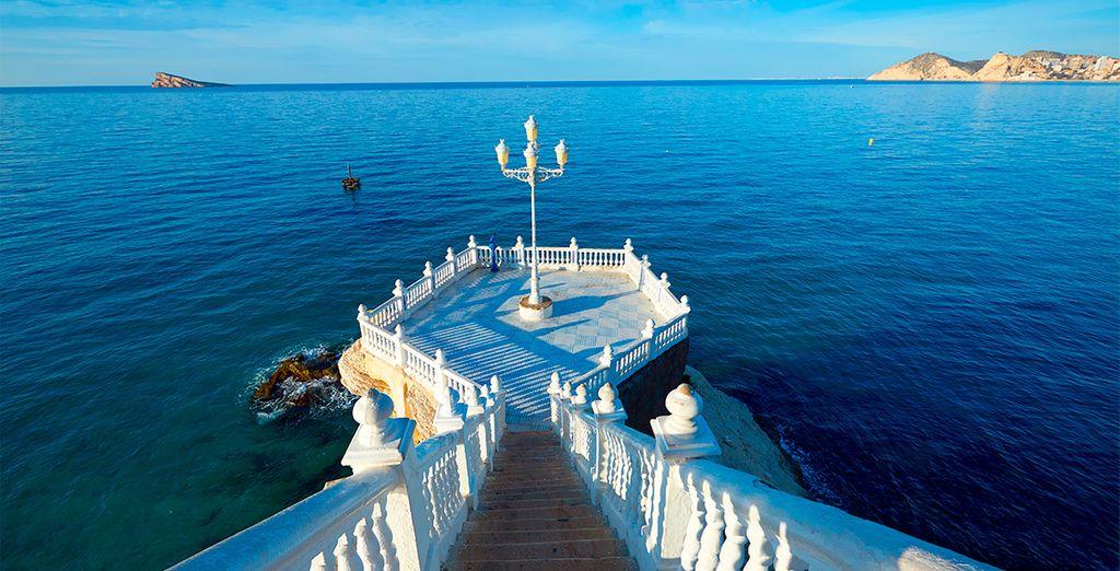 Vacaciones en Benidorm, viajes, actividades