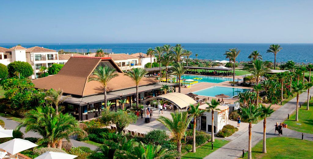 Playa Granada Club Resort 4*- Motril