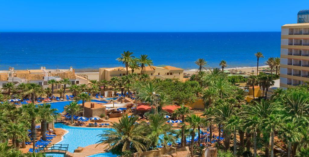 Playasol Aquapark & Spa Hotel 4*