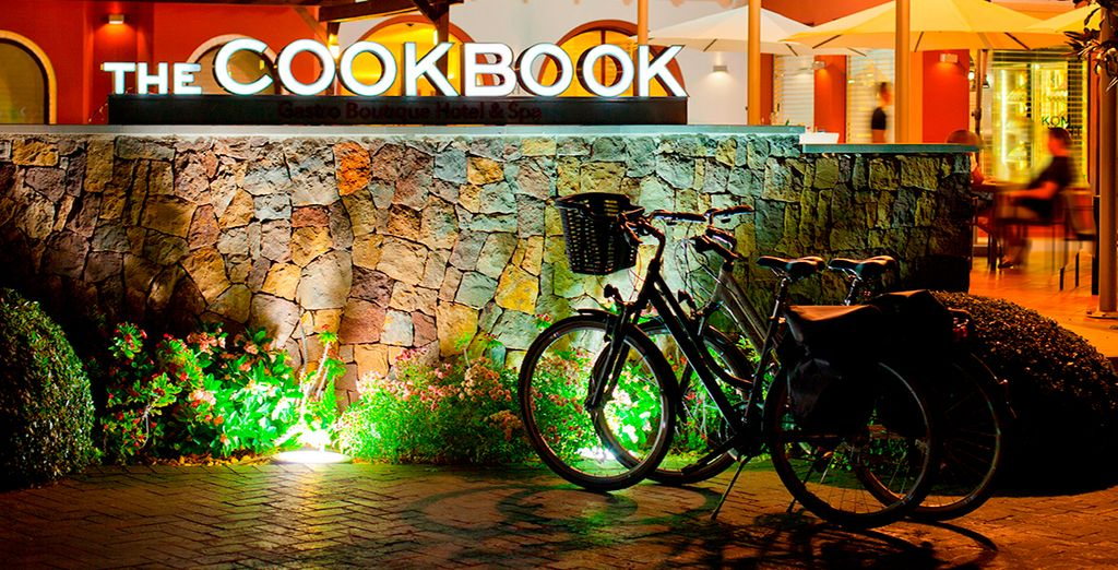 The Cookbook Gastro Boutique Hotel & SPA 4*, Calpe