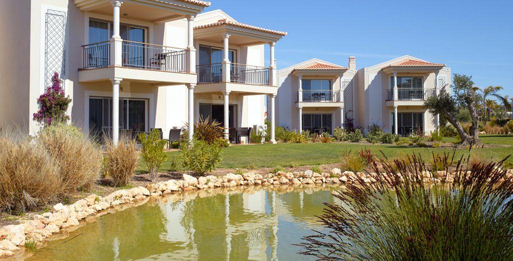 Agua Hotels Vale da Lapa 5* en Algarve