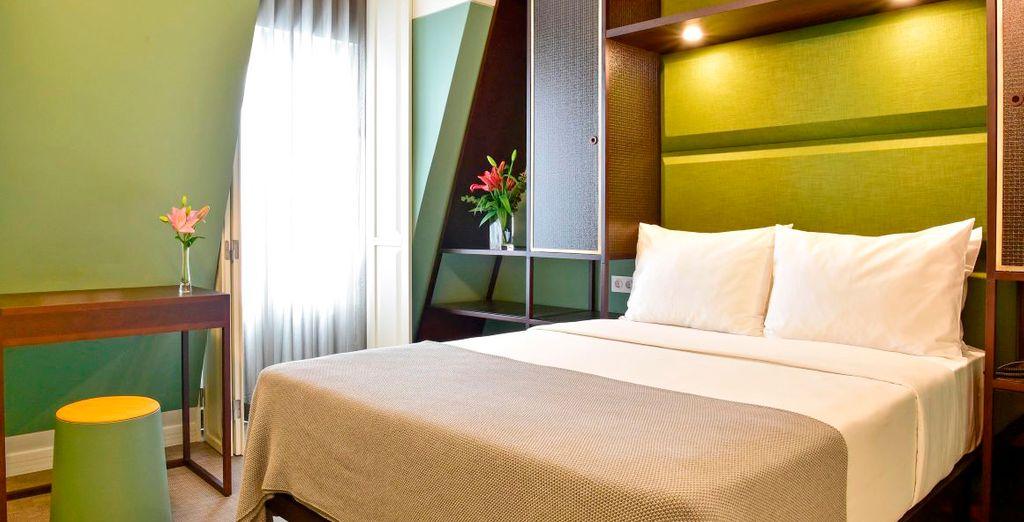 Hotel My Story Charming Augusta Lisboa