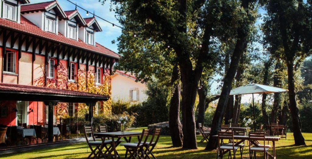 Hotel Torres de Somo 4* en Santander