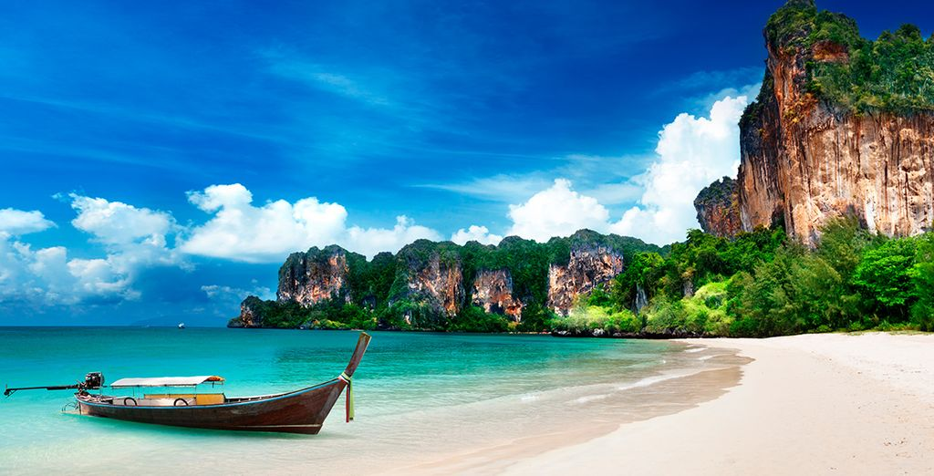 Un paraíso en Krabi
