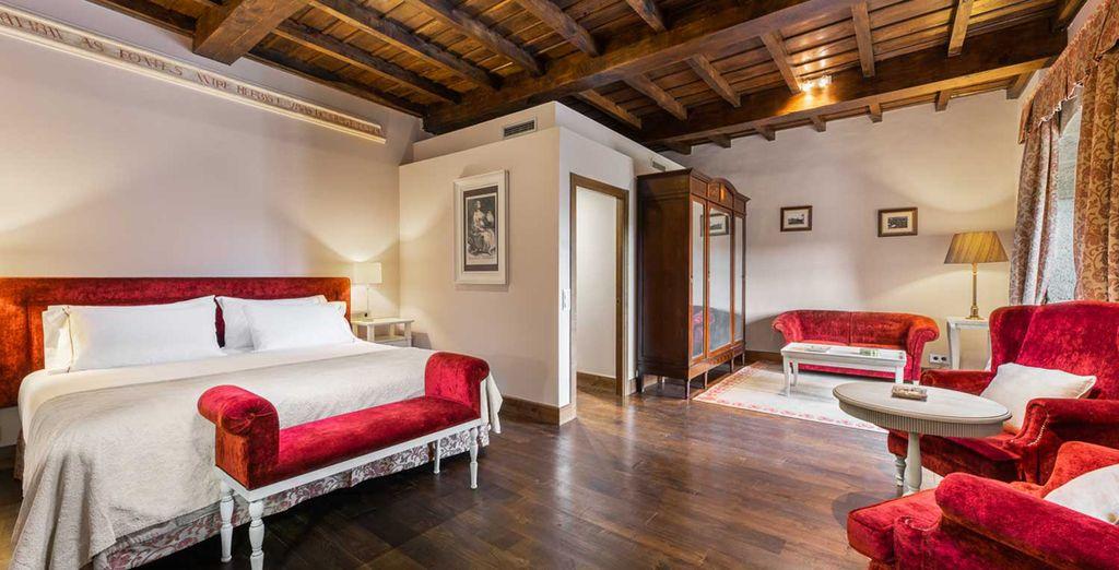Hotel Eurostars Pazo de Sober - Astorga