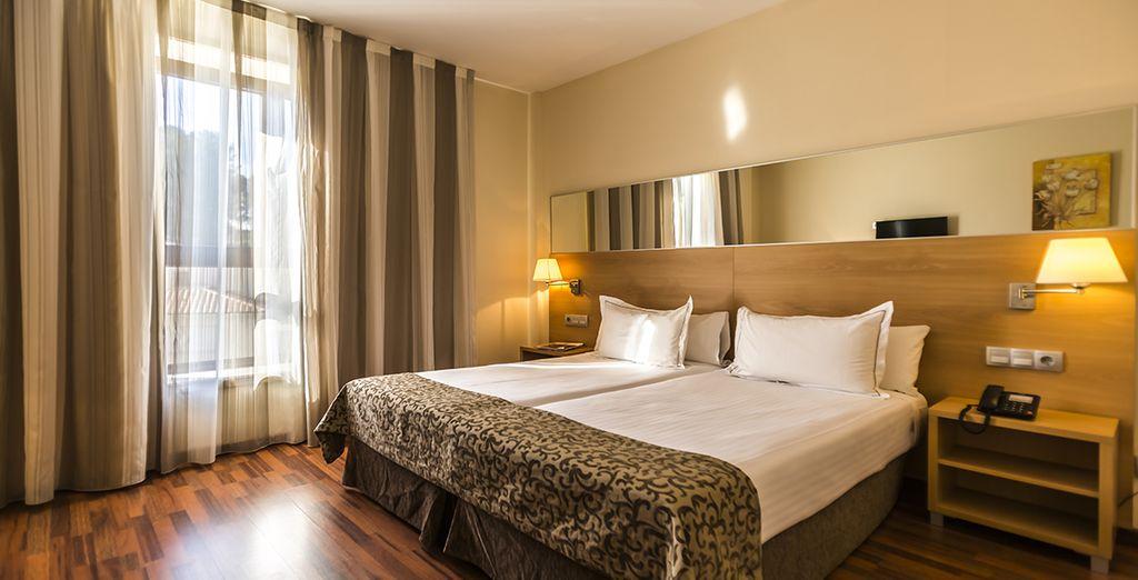 Hotel Desitges 4*