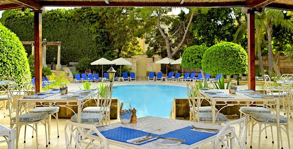 Corinthia Palace Hotel & Spa 5* - Malta