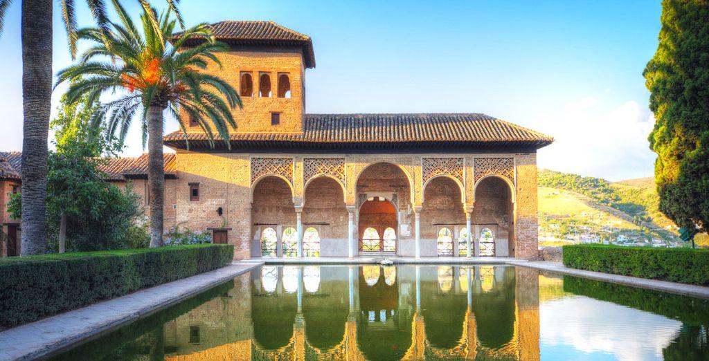 Hotel Catalonia Granada 4*