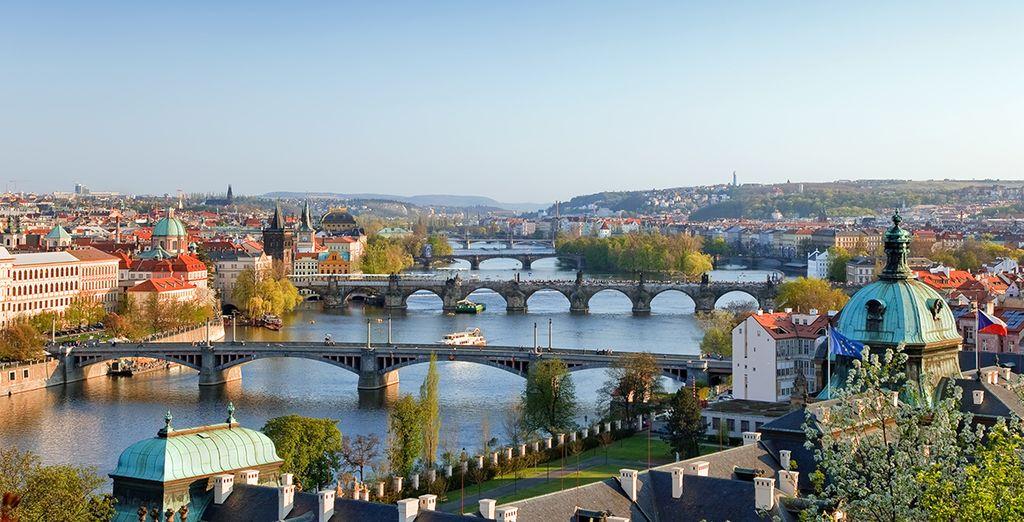 Plaza Prague Hotel 4* - República Checa