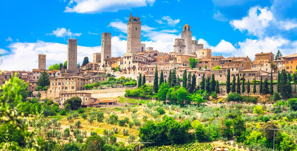 Verano en La Toscana