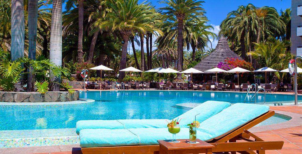 Seaside Palm Beach 5* - Maspalomas