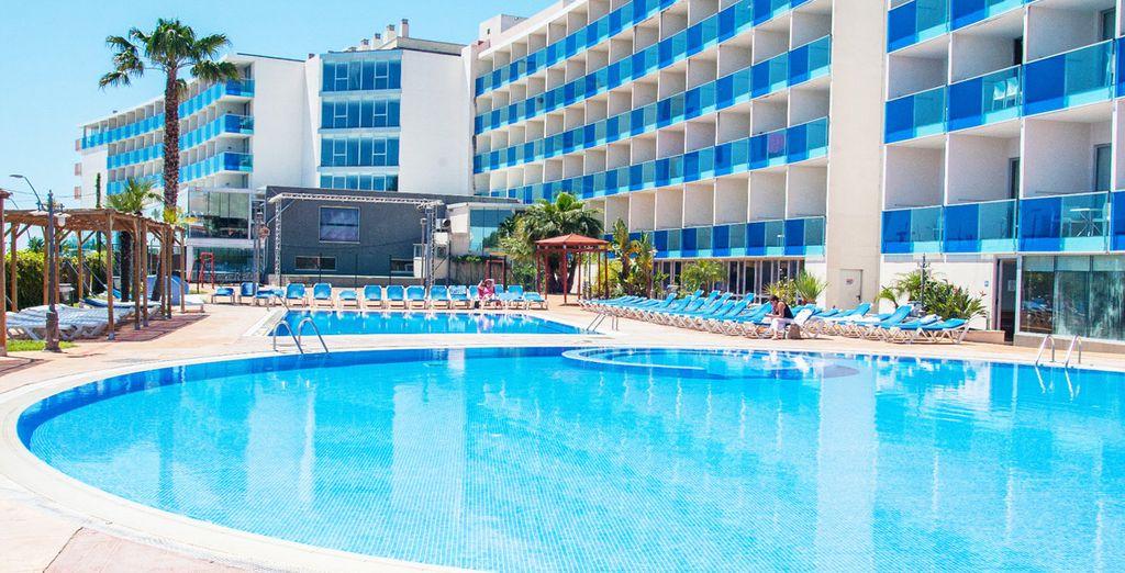 Tu hotel secreto en la Costa Dorada - Comarruga