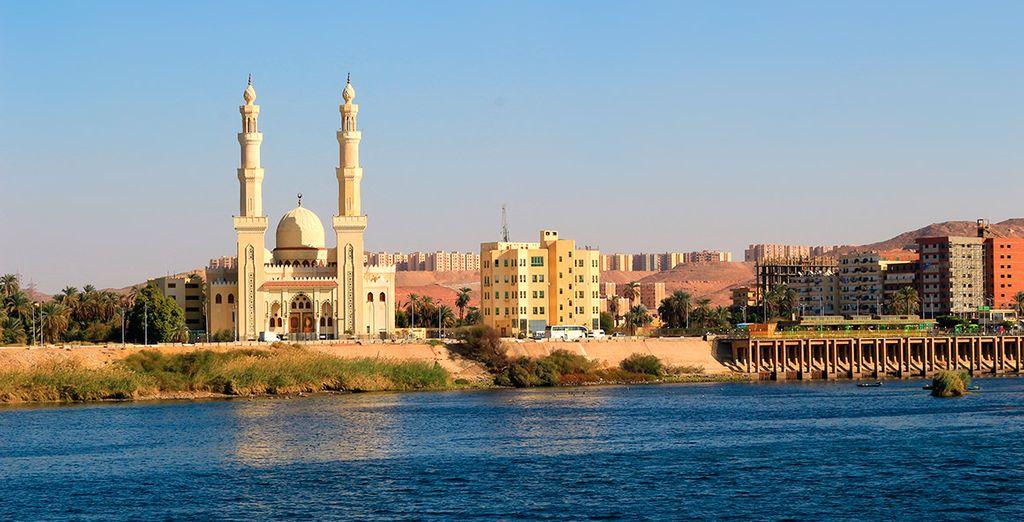 Se dirigirá hacia Aswan