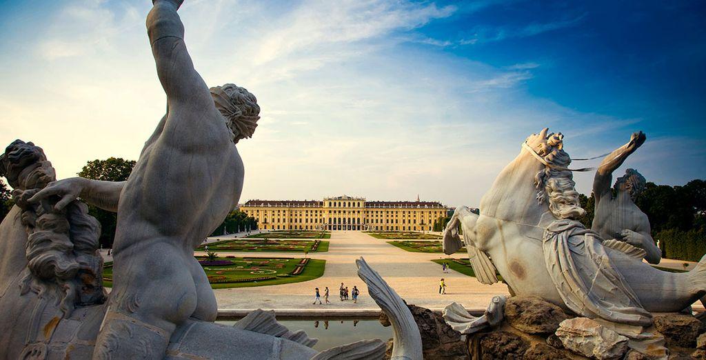 Praga y Viena desde Barcelona