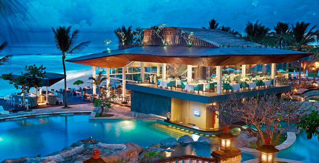 Bienvenido al Grand Nikko Bali 5*