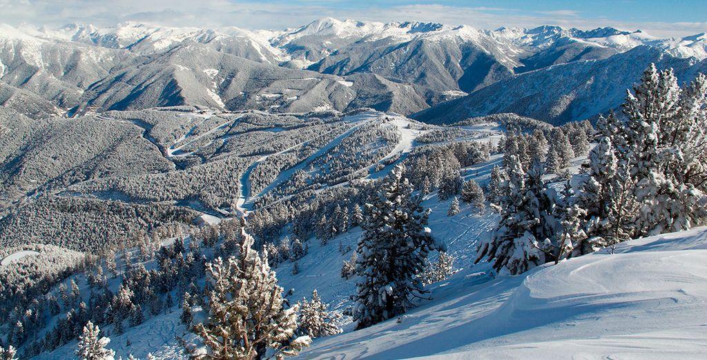 Andorra, un país de una belleza sobrecogedora