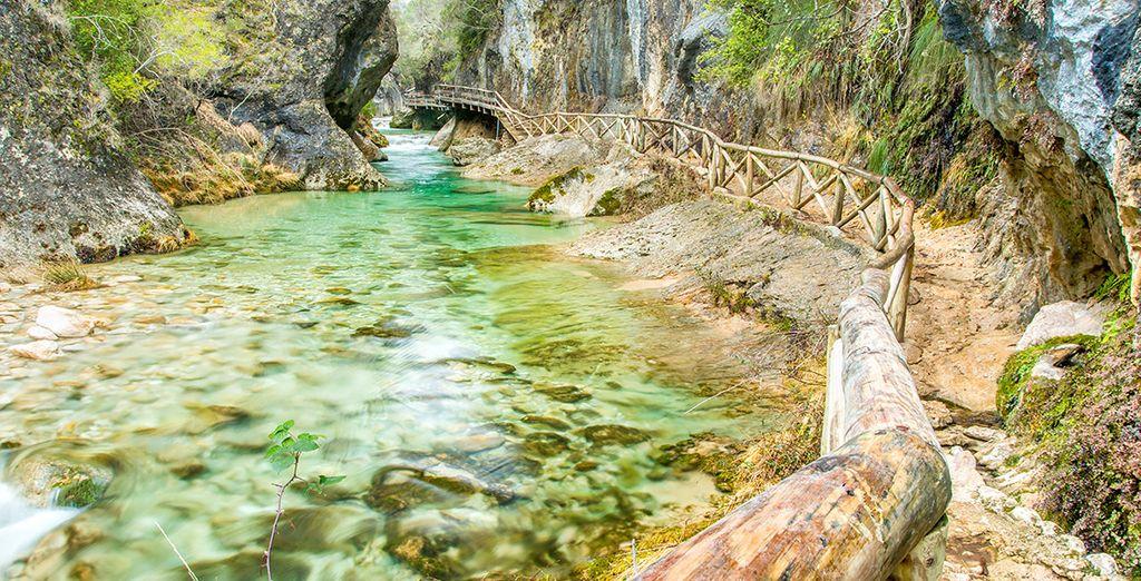 El Parque Natural de Cazorla ha sido declarado Reserva de la Biosfera por la UNESCO