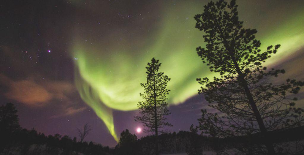 Uno de los fenómenos naturales más espectaculares