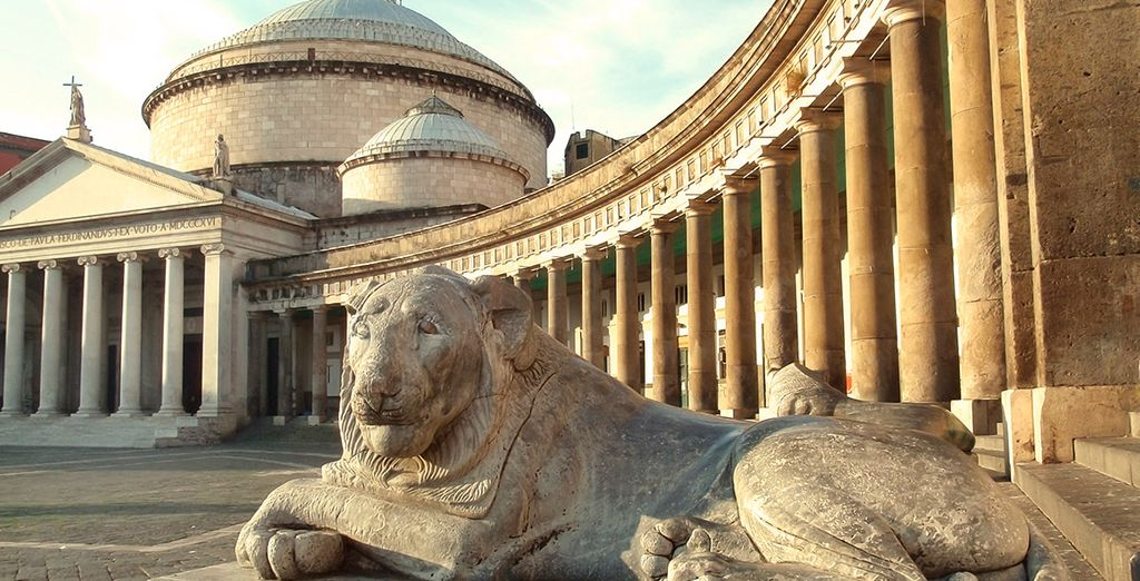 Descubre Nápoles y sus monumentos más representativos