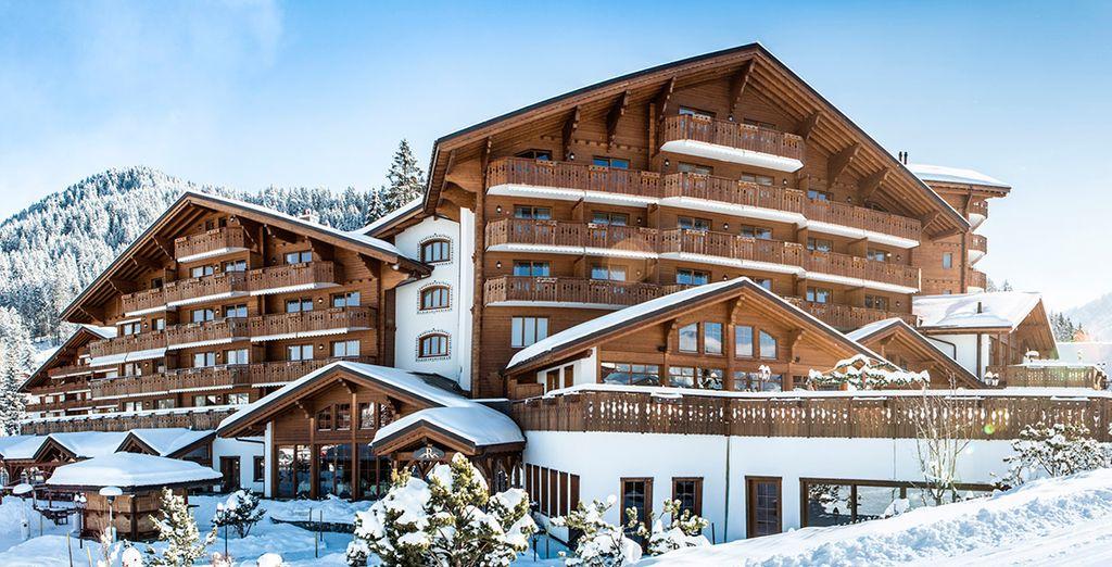 El lugar idóneo para pasar sus vacaciones de invierno