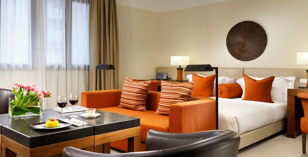 Milan Suite Hotel 4*