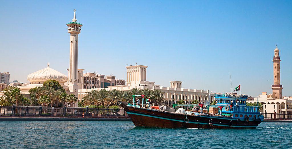 Viajes última hora a Dubái