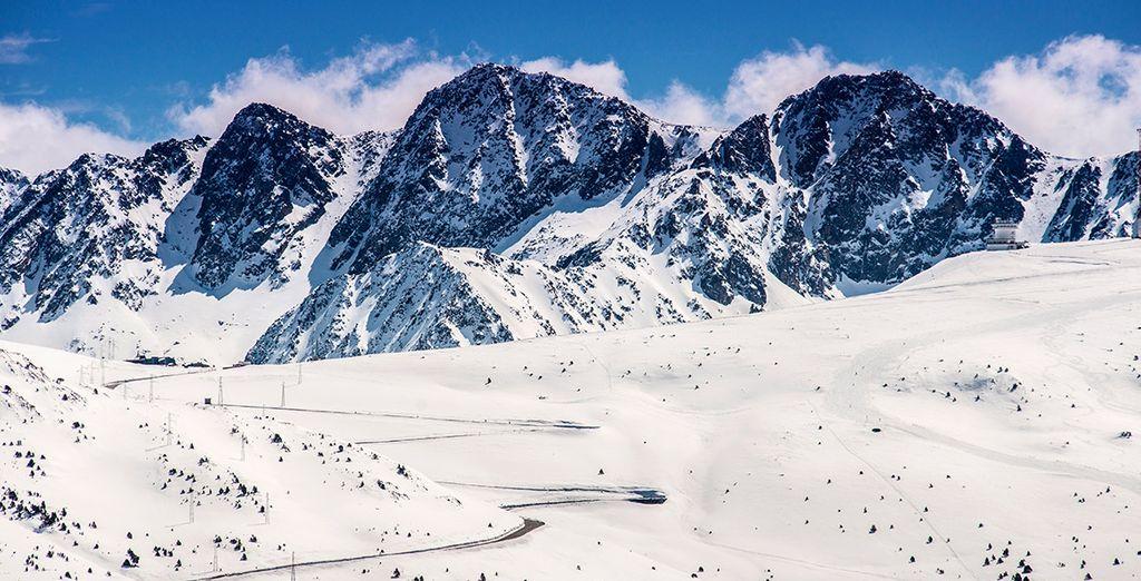 Descubre una de las mejores estaciones de esquí: ¡Grandvalira te espera!
