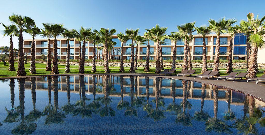 Un oasis de relajación para unos días de vacaciones perfectos