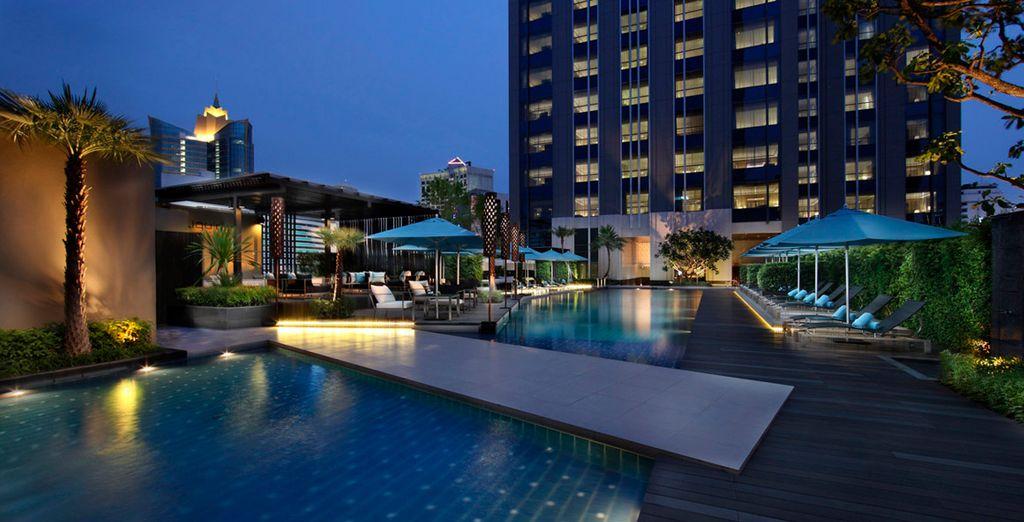 Disfrute de una estancia 5* en Bangkok