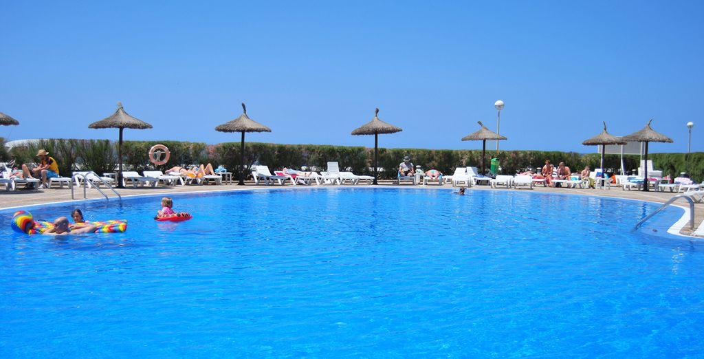 Un lugar perfecto para disfrutar del ambiente mediterráneo